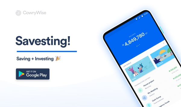 Savesting = Saving + Investing
