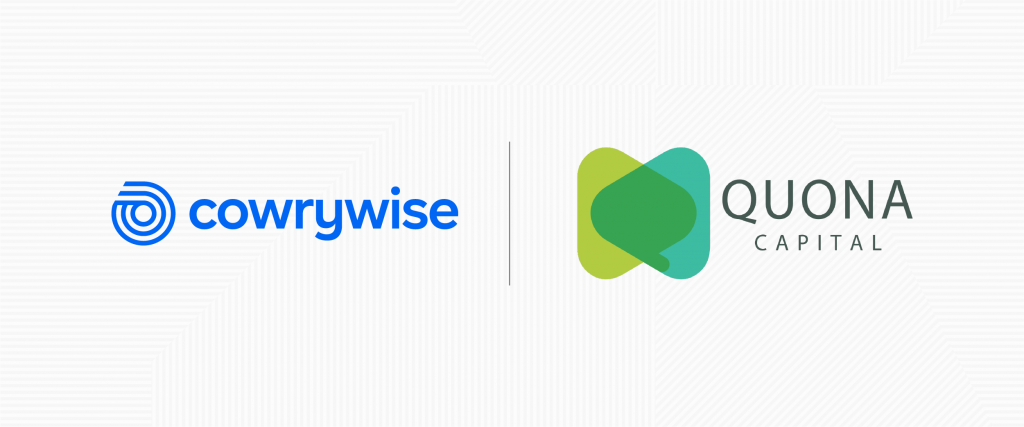 Cowrywise and Quona Capital Logo for wealth management