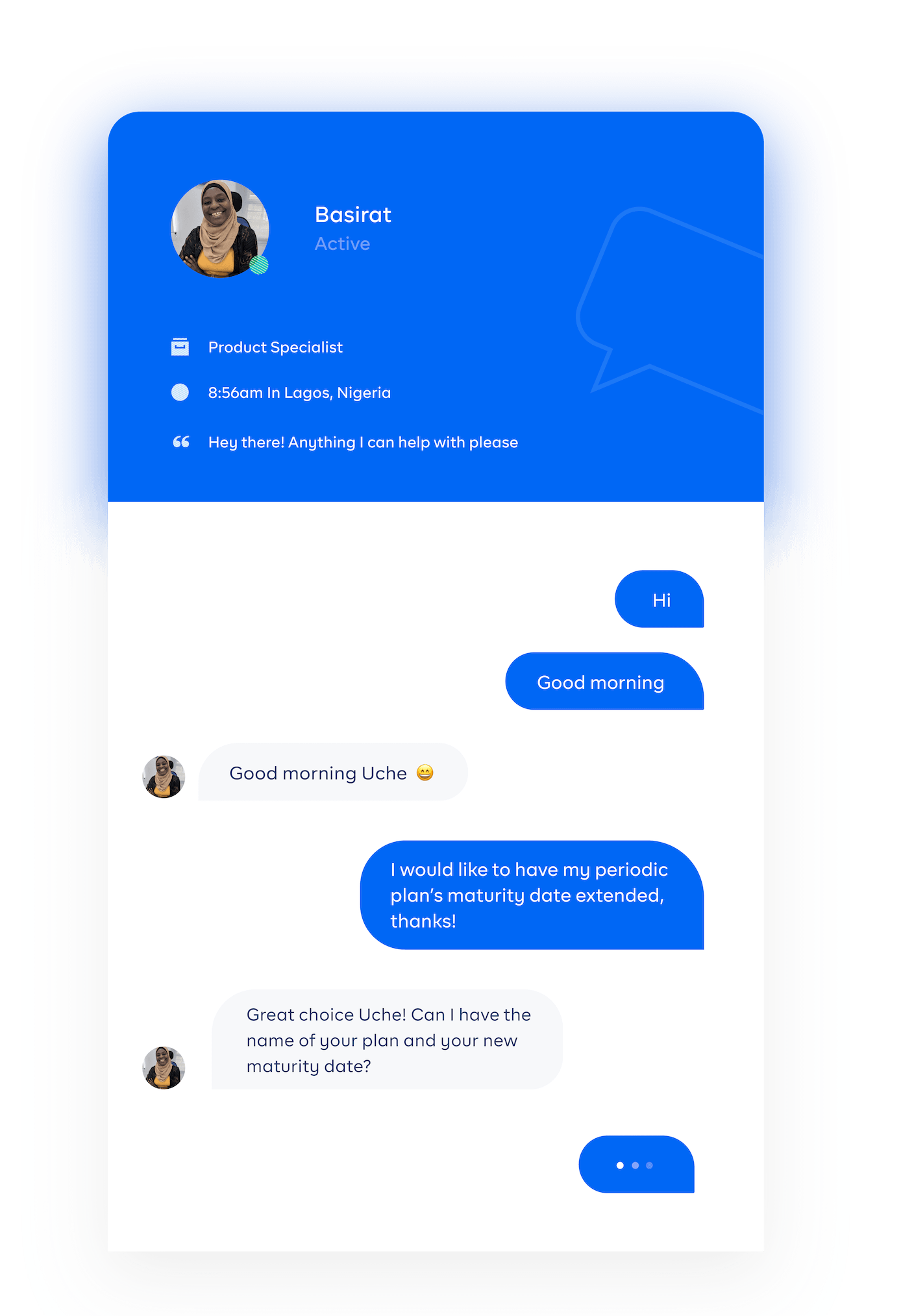 cowrywise customer support
